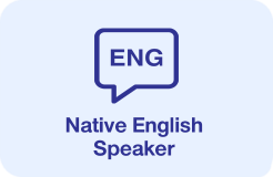 Native English Speaker